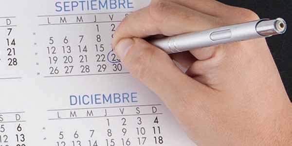 Calendarios Flexibles