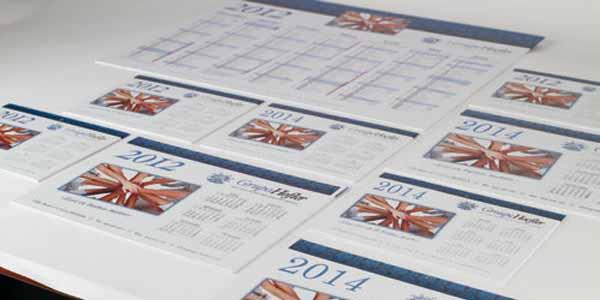 Calendarios Contracolados