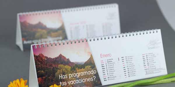 Calendarios Espiral