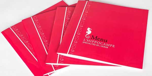 Menú | Catálogo