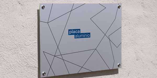 Placa Impresa Aluminio