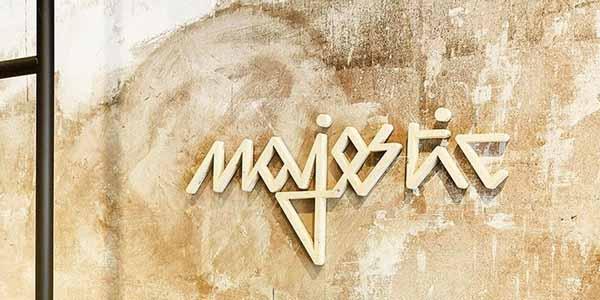 Letras & Logo 3D Madera
