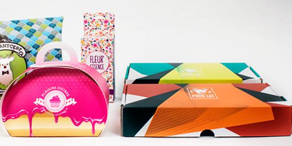 Cajas | Packaging