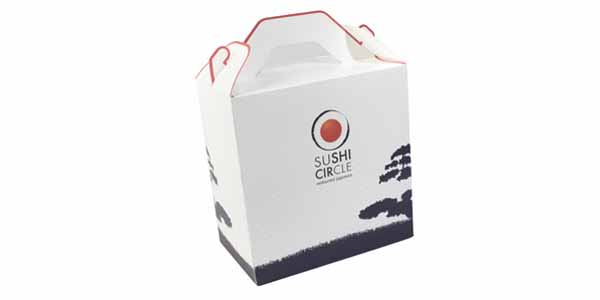 Cajas   Lunch Box