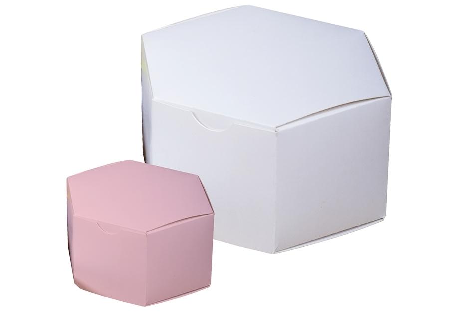 Cajas | Hexagonal